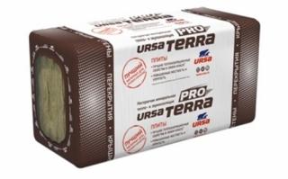 URSA TERRA 34 PN PRO